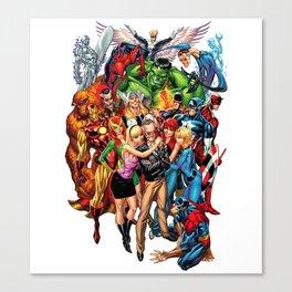 Stan Tribute Canvas Print