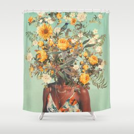 You Loved me a Thousand Summers ago Shower Curtain