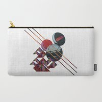 2001 Carry-All Pouches featuring 2001 a space odyssey by lina