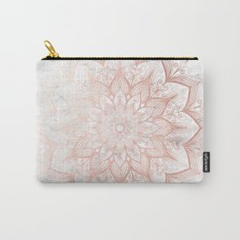 Imagination Rose Gold Carry-All Pouch