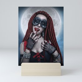 Moon Lust Mini Art Print