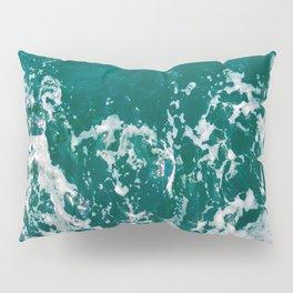 Emerald Waters Pillow Sham