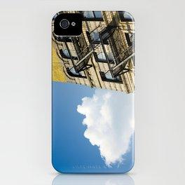 Sunday morning iPhone Case