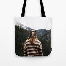 Eyes Forward Tote Bag