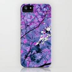 autumn colors - pink iPhone (5, 5s) Slim Case