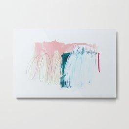 minimalism 10 Metal Print