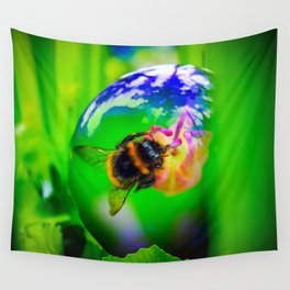 Mysterious World Wall Tapestry
