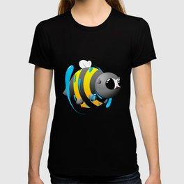 Water magic T-shirt