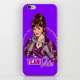 Team Vida iPhone Skin