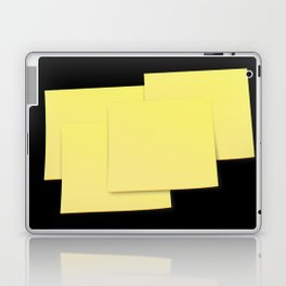 The Devil is in the detail: Post-it 2 dark Laptop & iPad Skin