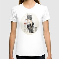 romantic T-shirts featuring Romantic by ValD