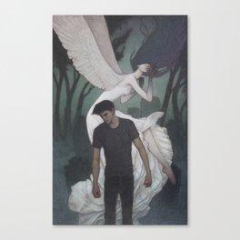 Shade of Night Canvas Print