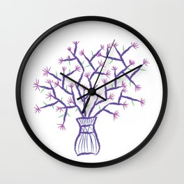 Jardim Wall Clock