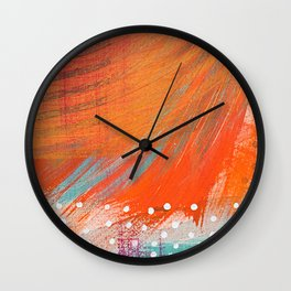 Road Runner Wall Clock