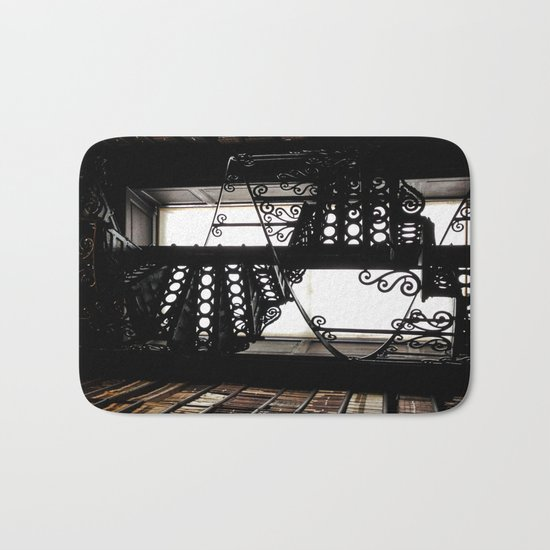 Trinity College Library Spiral Staircase Bath Mat