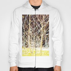 Nature finds the way inside... and outside... Everywhere! Hoody
