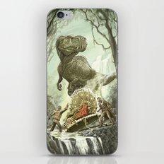 Cretaceous Conundrum iPhone Skin