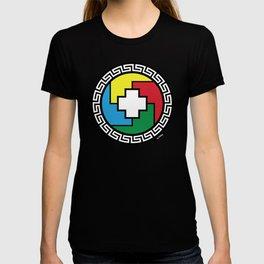 SACRED HOOP T-shirt