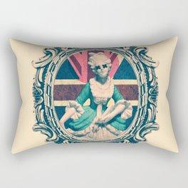 Bourgeoisie Woman Rectangular Pillow