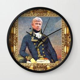 Marshal Arsene Wenger Wall Clock