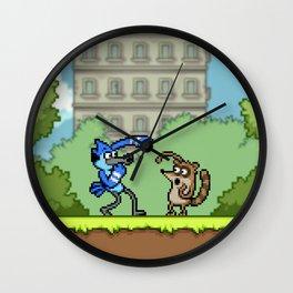 Ooooh! Wall Clock