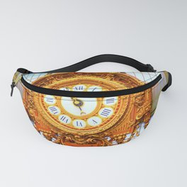 Musee D'Orsay Clock Fanny Pack