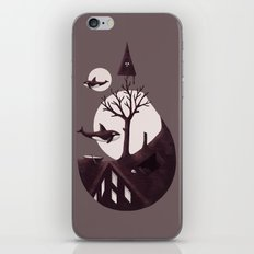 Darkly Dreaming iPhone & iPod Skin