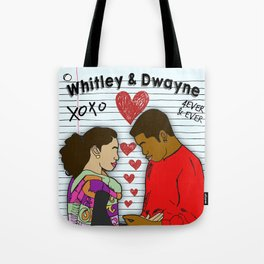 The Waynes By Vizzy Nakasso Tote Bag