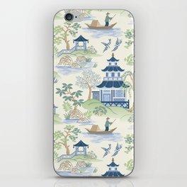 Chinoiserie iPhone Skin