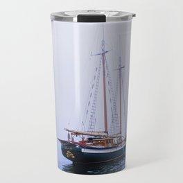 Ghost Ship Travel Mug