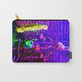 Glowing Insane Asylum Carry-All Pouch