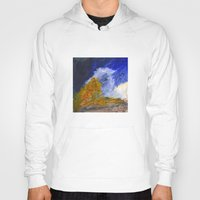 fear and loathing Hoodies featuring Fear and Loathing by Tonya Doughty