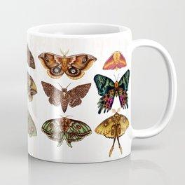 Moth Wings III Coffee Mug