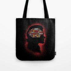 Sam's Phrenology Tote Bag