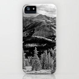 B/W iPhone Case
