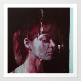Untitled 4 Art Print