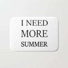 I need more summer Bath Mat