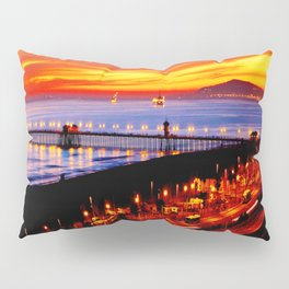 Hilton Waterfront Beach Resort Sunset   Pillow Sham