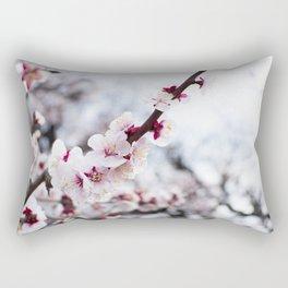 PLUM BLOSSOMS Edition01 Rectangular Pillow