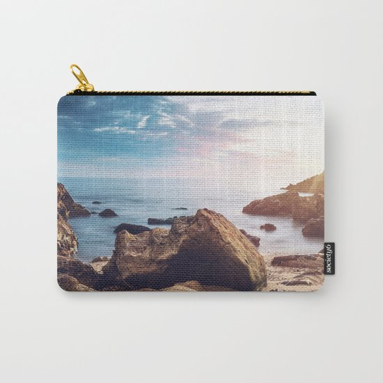 Ocean Rock Carry-All Pouch