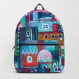 Mosaic City Backpack