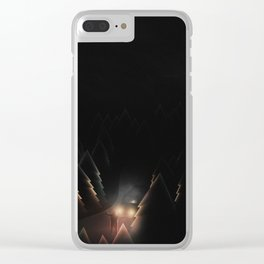 I Wanna Be Adored Clear iPhone Case