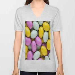 Easter Eggs Unisex V-Neck