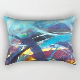 Tsunami II Rectangular Pillow