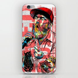 fred durst tribute iPhone Skin