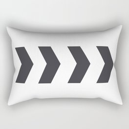 Liam Payne tattoo Rectangular Pillow