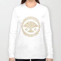 bioshock infinite Long Sleeve T-shirts featuring Bioshock by Cameron Latham