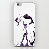 iwatobi iPhone & iPod Skins featuring Free Haru by blue