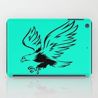 eagle iPad Cases featuring Eagle  by ArtSchool
