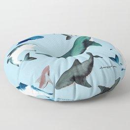 Selachophile Floor Pillow